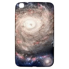 Galaxy Star Planet Samsung Galaxy Tab 3 (8 ) T3100 Hardshell Case  by Onesevenart