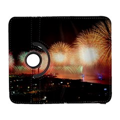 Kuwait Liberation Day National Day Fireworks Galaxy S3 (flip/folio) by Onesevenart