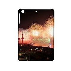 Kuwait Liberation Day National Day Fireworks Ipad Mini 2 Hardshell Cases by Onesevenart