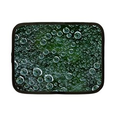 Morning Dew Netbook Case (small)  by Onesevenart