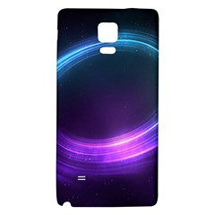 Spaces Ring Galaxy Note 4 Back Case by AnjaniArt