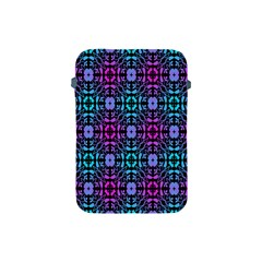 Star Flower Background Pattern Colour Apple Ipad Mini Protective Soft Cases by AnjaniArt