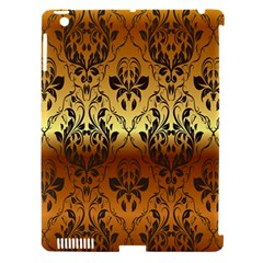 Vintage Gold Gradient Golden Resolution Apple Ipad 3/4 Hardshell Case (compatible With Smart Cover) by AnjaniArt