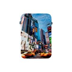New York City Apple Ipad Mini Protective Soft Cases by Onesevenart