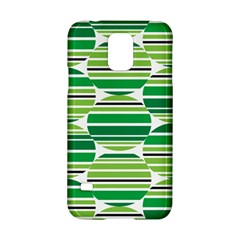 Mint Green Samsung Galaxy S5 Hardshell Case  by AnjaniArt