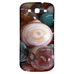 Rain Flower Stones Is A Special Type Of Stone Samsung Galaxy S3 S Iii Classic Hardshell Back Case by Onesevenart