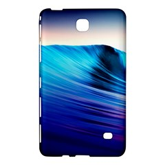 Rolling Waves Samsung Galaxy Tab 4 (8 ) Hardshell Case  by Onesevenart