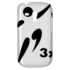 3 On 3 Basketball Pictogram Galaxy S3 Mini by abbeyz71