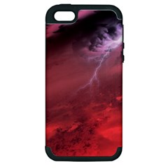 Storm Clouds And Rain Molten Iron May Be Common Occurrences Of Failed Stars Known As Brown Dwarfs Apple Iphone 5 Hardshell Case (pc+silicone)