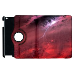 Storm Clouds And Rain Molten Iron May Be Common Occurrences Of Failed Stars Known As Brown Dwarfs Apple Ipad 2 Flip 360 Case by Onesevenart