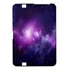 Galaxy Space Purple Kindle Fire Hd 8 9  by AnjaniArt