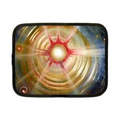 The Painters Universe Netbook Case (small)  by Onesevenart