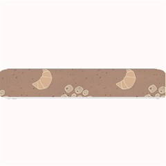 Bread Cake Brown Small Bar Mats by AnjaniArt