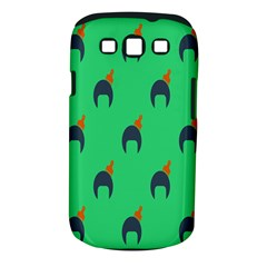 Comb Disco Green Samsung Galaxy S Iii Classic Hardshell Case (pc+silicone) by AnjaniArt