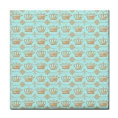 Crown King Paris Tile Coasters