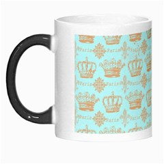 Crown King Paris Morph Mugs