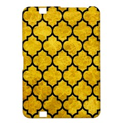 Tile1 Black Marble & Yellow Marble (r) Kindle Fire Hd 8 9  Hardshell Case by trendistuff