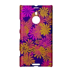 Floral Pattern Purple Rose Nokia Lumia 1520 by AnjaniArt