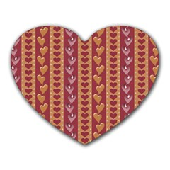 Heart Love Valentine Day Heart Mousepads