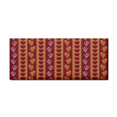 Heart Love Valentine Day Cosmetic Storage Cases by AnjaniArt