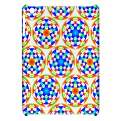 Background Colour Circle Rainbow Apple Ipad Mini Hardshell Case by AnjaniArt