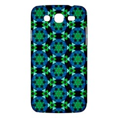 Background Star Colour Green Blue Samsung Galaxy Mega 5 8 I9152 Hardshell Case  by AnjaniArt