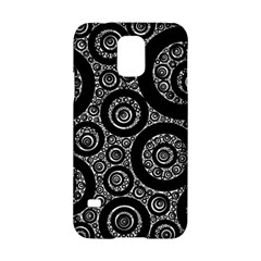 Selected Figures From The Paper Circle Black Hole Samsung Galaxy S5 Hardshell Case  by AnjaniArt