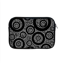 Selected Figures From The Paper Circle Black Hole Apple Macbook Pro 15  Zipper Case by AnjaniArt
