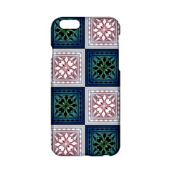 Background Colour Flower Box Apple Iphone 6/6s Hardshell Case by AnjaniArt