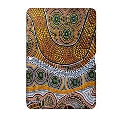 Batik Samsung Galaxy Tab 2 (10 1 ) P5100 Hardshell Case  by AnjaniArt