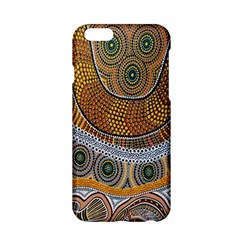 Batik Apple Iphone 6/6s Hardshell Case by AnjaniArt