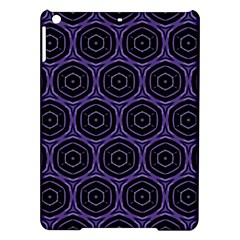 Background Colour Purple Circle Ipad Air Hardshell Cases by AnjaniArt