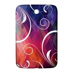 Brushes Chevron Samsung Galaxy Note 8 0 N5100 Hardshell Case  by AnjaniArt