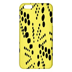 Circular Dot Selections Circle Yellow Iphone 6 Plus/6s Plus Tpu Case by AnjaniArt