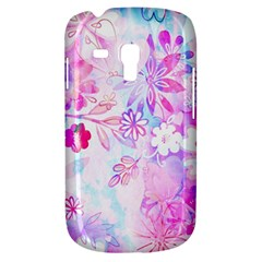 Watercolor Fairy Flowers Galaxy S3 Mini by KirstenStar