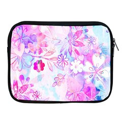 Watercolor Fairy Flowers Apple Ipad 2/3/4 Zipper Cases by KirstenStar