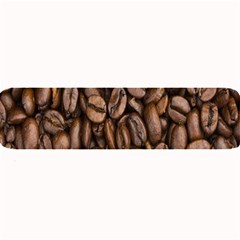 Coffee Beans Large Bar Mats by AnjaniArt