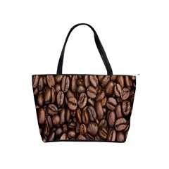 Coffee Beans Shoulder Handbags by AnjaniArt