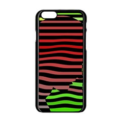 Face Palm Think Apple Iphone 6/6s Black Enamel Case by AnjaniArt