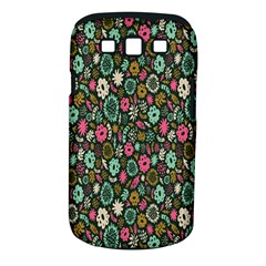 Floral Flower Flowering Rose Samsung Galaxy S Iii Classic Hardshell Case (pc+silicone) by AnjaniArt