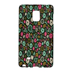 Floral Flower Flowering Rose Galaxy Note Edge by AnjaniArt