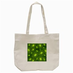 Fruit Kiwi Green Tote Bag (cream) by AnjaniArt