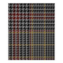 Glen Woven Fabric Shower Curtain 60  X 72  (medium)