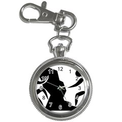 Mountaineering Climbing Pictogram  Key Chain Watches by abbeyz71