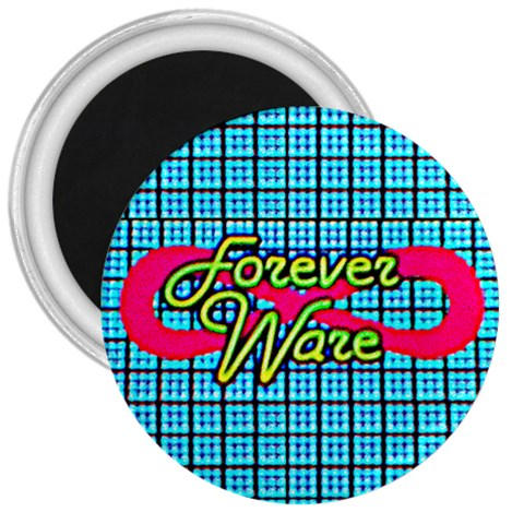Eerie, Indiana Foreverware Logo Magnet By Superiorheg   3  Magnet   Pjy0kyuxi30j   Www Artscow Com Front