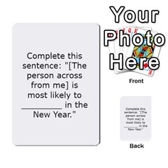 Backwards & Forwards By Devin Maddox   Multi Purpose Cards (rectangle)   1jcixoxc9poy   Www Artscow Com Front 45