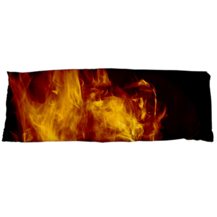 Ablaze Abstract Afire Aflame Blaze Body Pillow Case (Dakimakura)