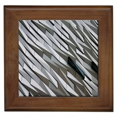 Abstract Background Geometry Block Framed Tiles
