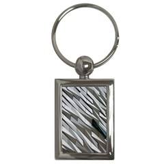 Abstract Background Geometry Block Key Chains (rectangle)  by Amaryn4rt