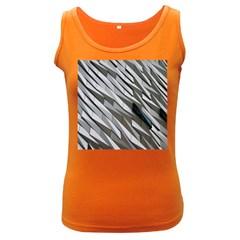 Abstract Background Geometry Block Women s Dark Tank Top by Amaryn4rt
